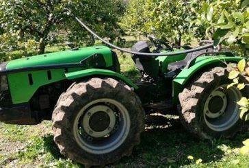 Ladri in azione a San Salvo, rubato un trattore dalla rimessa