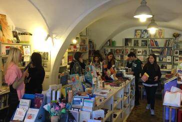 """Il Polo liceale """"Raffaele Mattioli""""e i libri: è' amore! Galeotto fu """" # io leggo perché"""""""