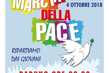 Stamane la 15° edizione della Marcia della Pace