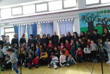 Eco Schools Abruzzo alla Festa dell'Albero della Nuova Direzione Didattica Via Stirling