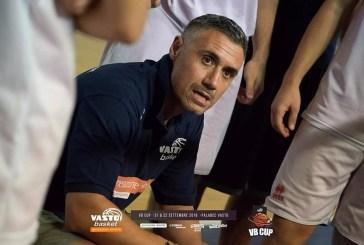 L'inarrestabile Vasto Basket, centrata la 15° vittoria consecutiva