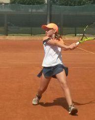 Anna Tambelli premiata alla Festa del Tennis Abruzzese