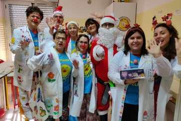 Il Natale della Ricoclaun in Ospedale
