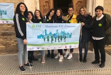 Mattinate FAI d'Inverno, gli studenti Palizzi, Pantini-Pudente e Mattioli nei panni di guide d'eccezione