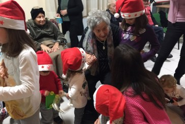 Vasto, un Natale davvero speciale per i bimbi dell'Asilo nido San Paolo
