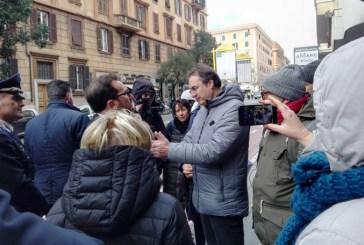 I comitati delle vittime delle stragi a Roma
