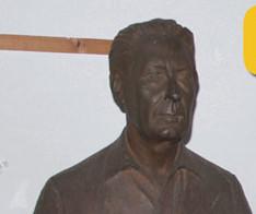 """Busto di Carlo Della Penna, Centorami (Vasto Libera): """"Che fine ha fatto?"""""""