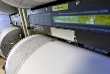 Scossa di magnitudo 2.7 in Molise