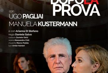 Al Teatro Rossetti Ugo Pagliai e Manuela Kustermann