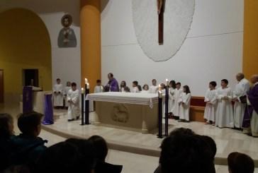 Nella parrocchia di San Marco è iniziato il periodo quaresimale