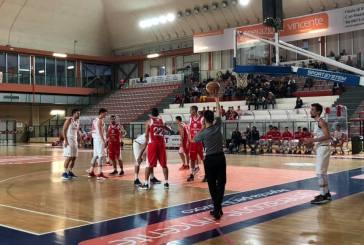 Basket, il Teramo passa a Vasto