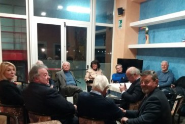 Il Rotary club incontra il prof. Aladino Tognon