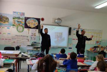 Alla Spataro educazione stradale in collaborazione con la Polizia Municipale