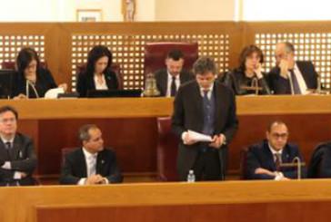 Regione Abruzzo, inizia l'undicesima legislatura