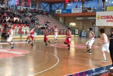 La Vasto Basket si aggiudica la gara uno con la Taurus Jesi
