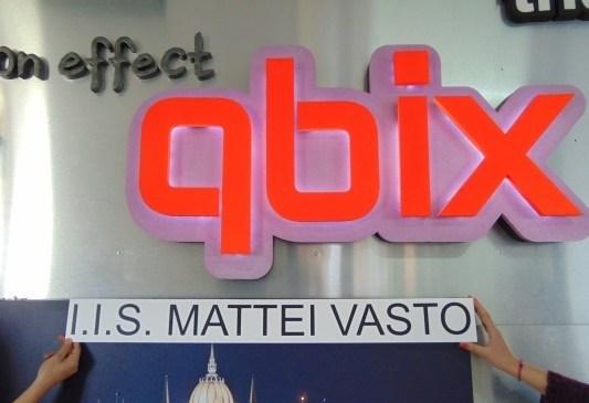 QBIX e I.I.S. MATTEI