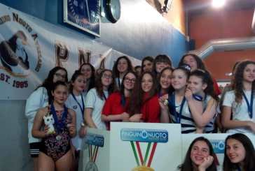 Ottimi risultati e tante medaglie per le atlete dell'H2O Sport