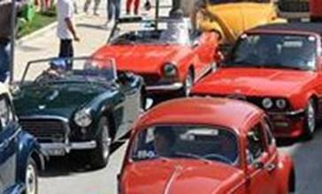 Il 25 aprile l'atteso raduno dei veicoli storici