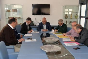 Firmate le convenzioni per le discariche dismesse