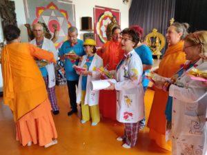 La Ricoclaun a Savona e a Genova per promuovere la clownterapia