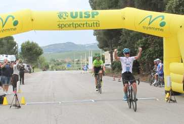 Bruno Martelli e Paolo D'Ambrosio: braccia alzate in segno di vittoria al Trofeo Primavera