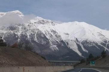 A24, stop a tir e bus tra L'Aquila Est e Colledara