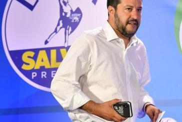 Salvini, annullati gli incontri di San Salvo e Fossacesia