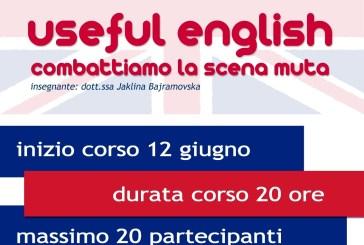 Progetto Giovani, al via il corso gratuito di inglese