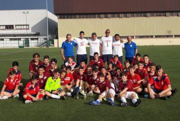 """Esordienti, la Bacigalupo Vasto Marina prima classificata nel Memorial """"Ciccio Pizzo"""""""