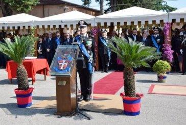 Celebrati i carabinieri d'Abruzzo e Molise