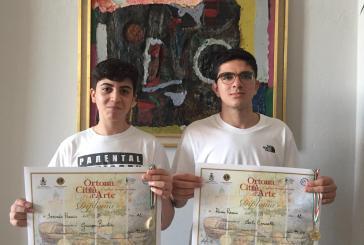 Ancora pioggia di premi ai giovanissimi allievi della Scuola Civica Musicale di Vasto