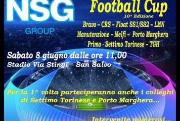 Oggi il 10° torneo aziendale NSG group