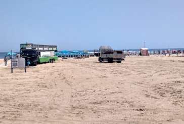Ruspe in spiaggia, il Wwf contro Menna