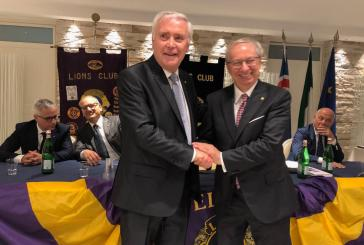 Piero Uva è il nuovo presidente del Lions Club Vasto Host