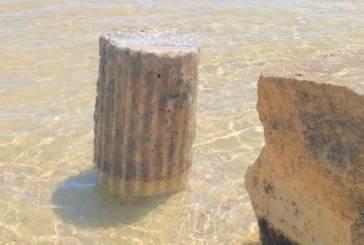 Reperti storici in mare: è il porto di Histonium