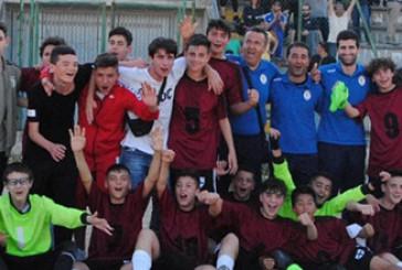 Bacigalupo Vasto Marina campione regionale Under 14