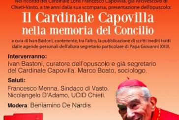 """Venerdì la presentazione de """"Il Cardinale Capovilla nella memoria del Concilio"""""""