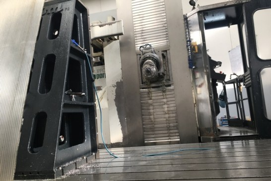 macchina industriale