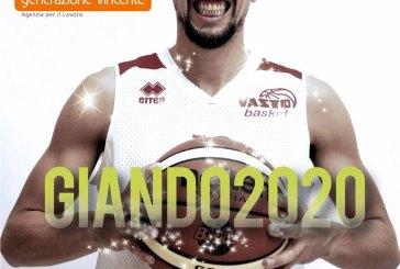 Giandomenico Ucci la prima conferma ufficiale della Vasto Basket