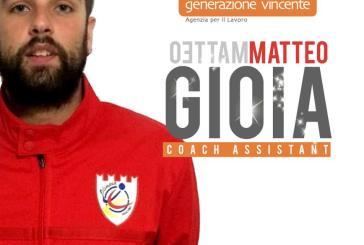 Vasto Basket, Matteo Gioia sarà il braccio destro del coach Ambrico
