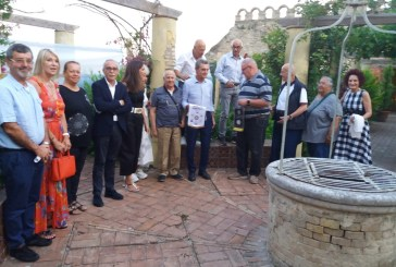 Il Rotary Club di Vasto saluta il prof. Mike Desiderio rotariano del Texas