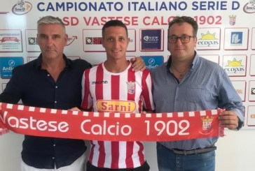 Simone Loggello e Alessio Pompei i due nuovi acquisti della Vastese Calcio