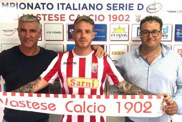 Vastese, ecco l'accordo con il difensore Gianluca Pollace