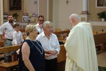 50 anni insieme, tanti auguri a Renato Cannarsa e Liliana Tana