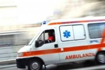 Incidente in via del Porto, ancora un motociclista ferito