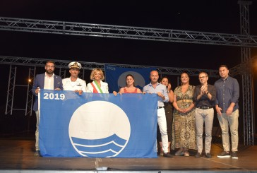 Bandiera Blu 2019, la consegna ai balneatori