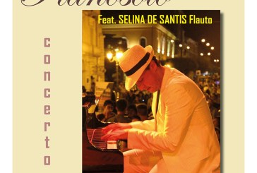 """Grande musica in Piazza San Vitale con  il concerto """"Pianosolo"""" con Simone Sala"""