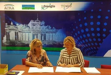 Salute nelle scuole, firmato il protocollo d'intesa tra Regione e Ufficio scolastico regionale