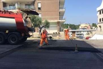 Vasto, ripresi i lavori di realizzazione degli attraversamenti pedonali