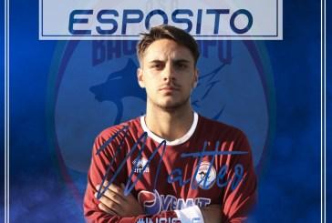 Bacigalupo Vasto Marina, ecco Matteo Esposito